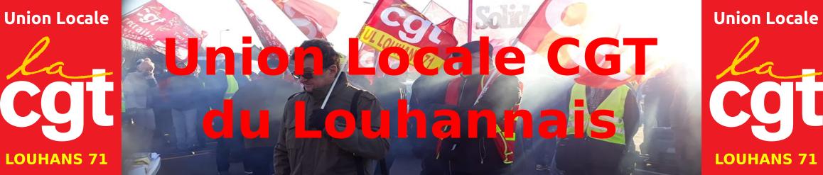 Union Locale CGT du Louhannais